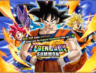 INT Goku LegendarySummon