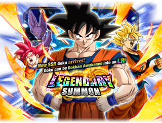 INT Goku LegendarySummon