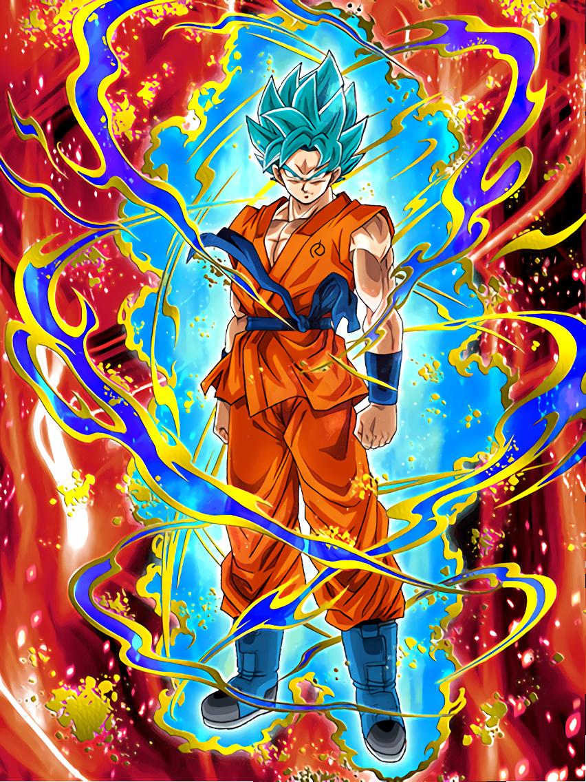 Ultimate Level Saiyan Super God SS Goku