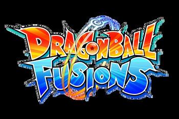 Dragon Ball Fusions Logo