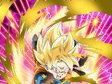 Inborn Fearlessness Super Saiyan Goten (Kid)