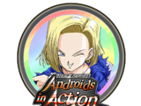 Awakening Medals: Android 18 05