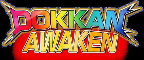 Dokkan awaken logo