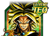 Nightmarish Impact Super Saiyan Broly