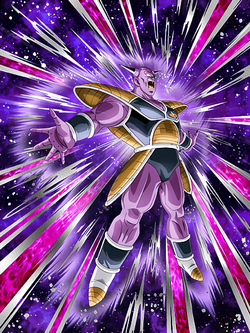 INT TUR Ginyu artwork