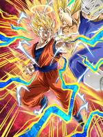 AGL SSR SSJ2 Goku (Angel)