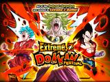 Rare Summon: Legendary Super Saiyan Broly Extreme Z Dokkan Festival