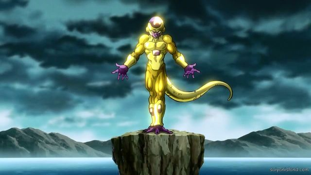 Transform TEQ Frieza Golden Form Origin