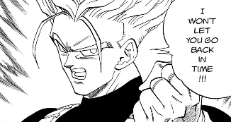 Future Victor SS Trunks (Future) Origin