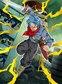 SR Future Trunks Super STR HD