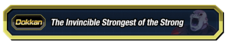 The Invincible Strongest of the Strong