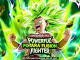 Unearthly Ki! Powerful Potara Fusion Fighter