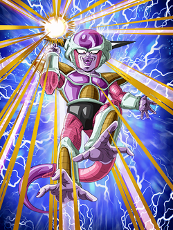 SR Frieza 1st Form STR HD