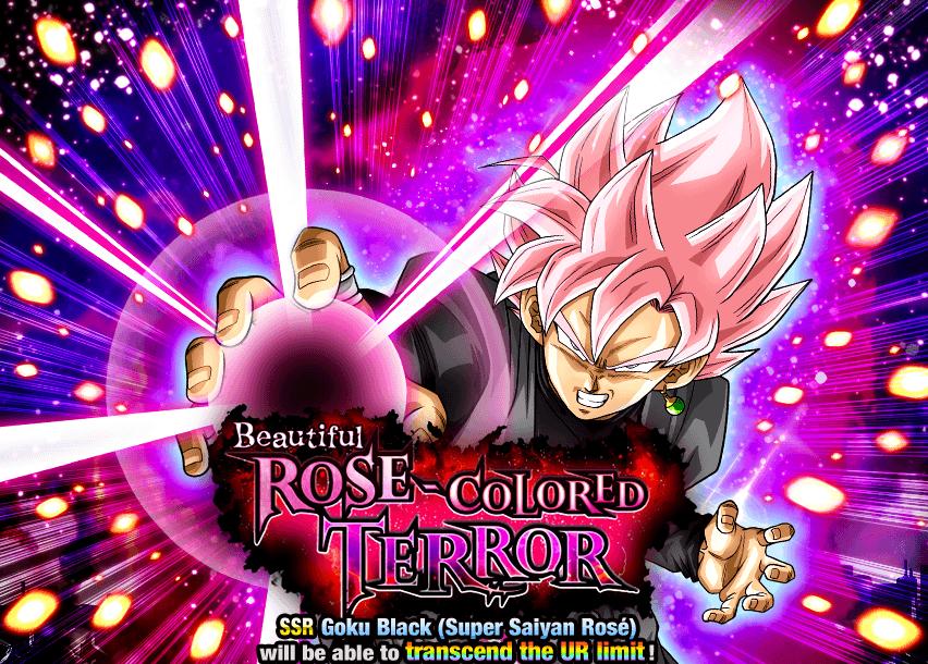 Beautiful Rose-Colored Terror | Dragon Ball Z Dokkan Battle