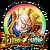SS3 Goku Rainbow