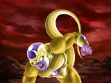 Extreme Z-Battle: Fire of Vengeance Golden Frieza
