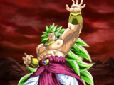 Extreme Z-Battle: Mythic Evolution Super Saiyan 3 Broly