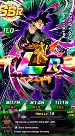 LR GokuBlack new summon screen