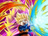 With Everyone's Power Super Saiyan Goten (Kid)