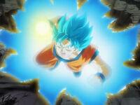 SSB Goku Rush