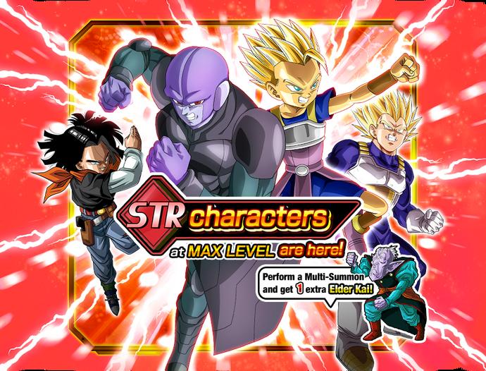 STR Character Summon