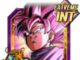 Proof of Power to Judge all of Creation Goku Black (Super Saiyan Rosé)