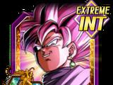 Mark of Almighty Power Goku Black (Super Saiyan Rosé)