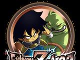 Extreme Z-Awakening Medals: Broly (Kid)