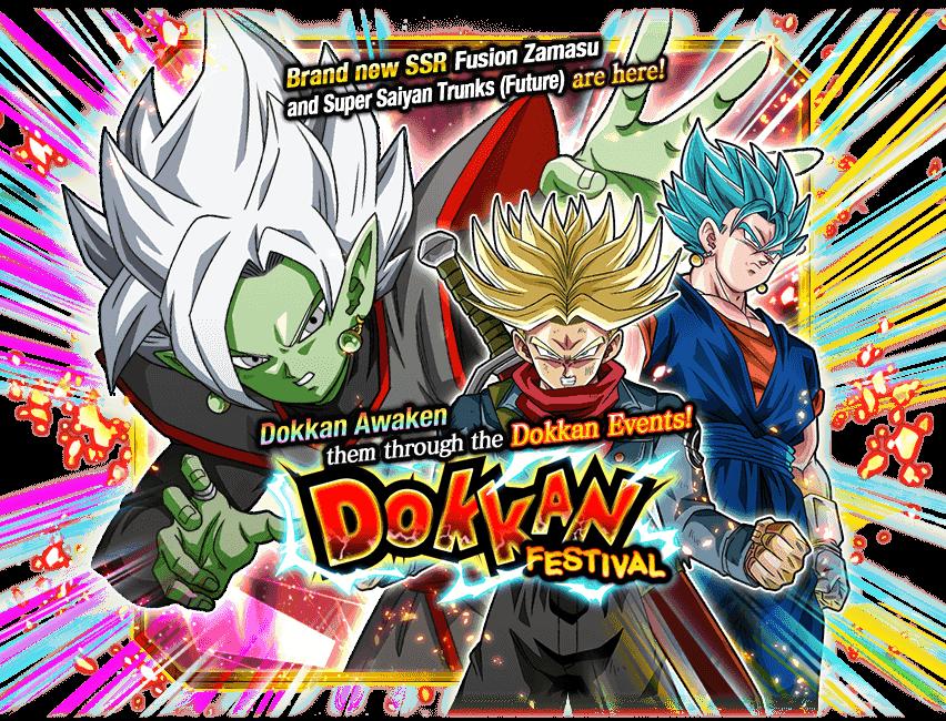 rare summon fusion zamasu ss trunks future dokkan festival