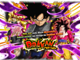 Rare Summon: Goku Black Dokkan Festival