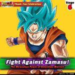 Fight Against Zamasu 6 Goku