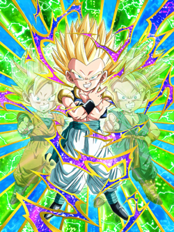 UR Gotenks SSJ PHY HD
