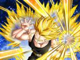The Future Changer Super Saiyan Trunks (Future)