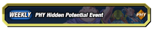 PHY Pot Event