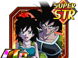 Parental Guidance Bardock & Gine