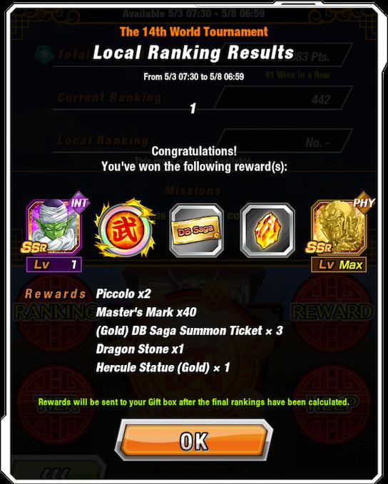 Reward RE-Distribution??? update 5-10-17 | Dragon Ball Z