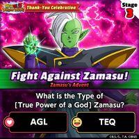 Fight Against Zamasu 3