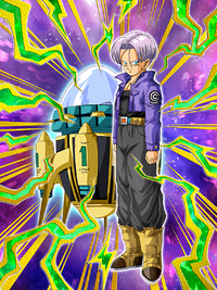 AGL FutureTrunks SSR artwork