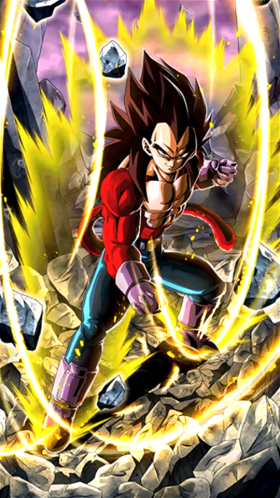 Vegeta Super Saiyan 4 Hd Wallpaper Gambarku