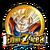TEQ SS2 Goku Gold