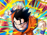 Hero's Return Ultimate Gohan