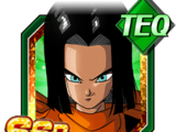 Unrestrained Slaughter Android 17 (Future)