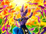 Furious God of Destruction Beerus