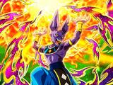 Hot-Blooded God of Destruction Beerus