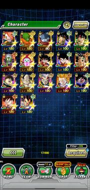 Wich team would you recomend me with these units for giant