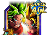 The Strongest Pair in the Universe Super Saiyan 2 Caulifla & Super Saiyan 2 Kale