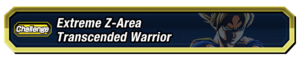 ZArea Transcended Warrior
