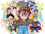 Rare Summon: Arale Crossover Summon
