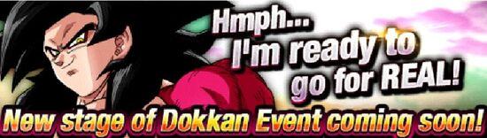 SSJ4 Goku Announcement