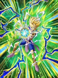 UR SSJ2Cabba artwork